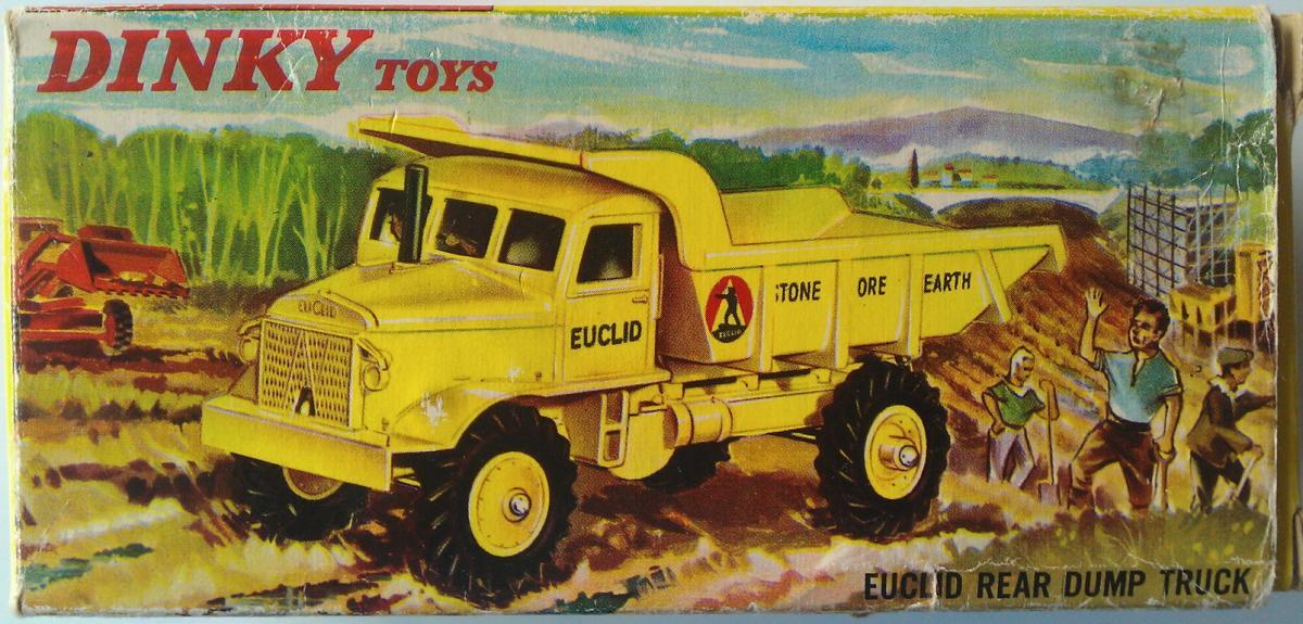 965 Euclid Rear Dump Truck (1955-69) | Page 3 | DTCA Website