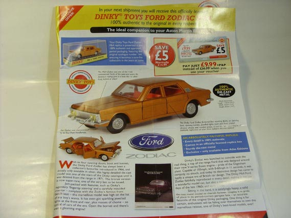 Used Toys Website : Atlas dinky toys uk issues page dtca website