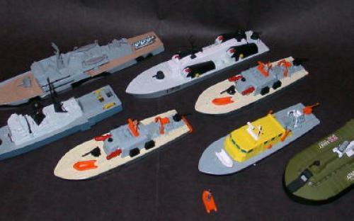 My new ships fleet