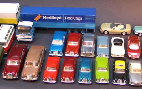 My Mercedes Benz fleet
