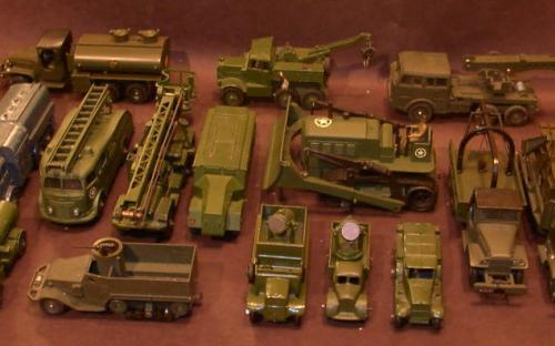 The Military utilities fleet