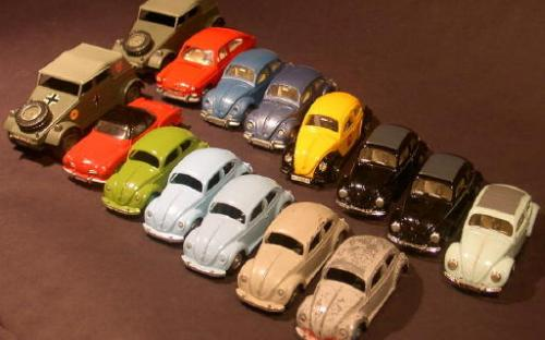 My VW fleet