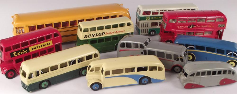 Dinky Toys - Buses