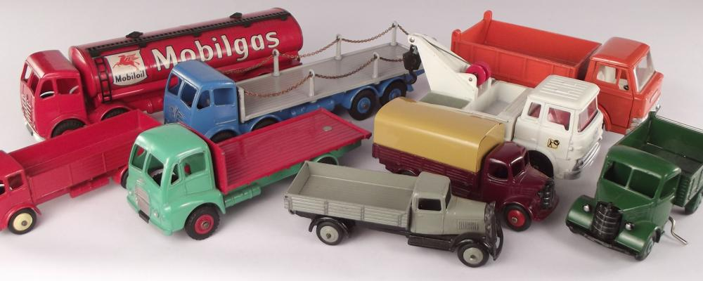 Dinky Toys - Commercials