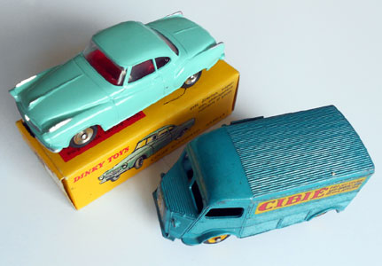 Pre War Dinky Toys Collecting