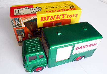 Modelled Miniatures Hornby Series Dinky Toys