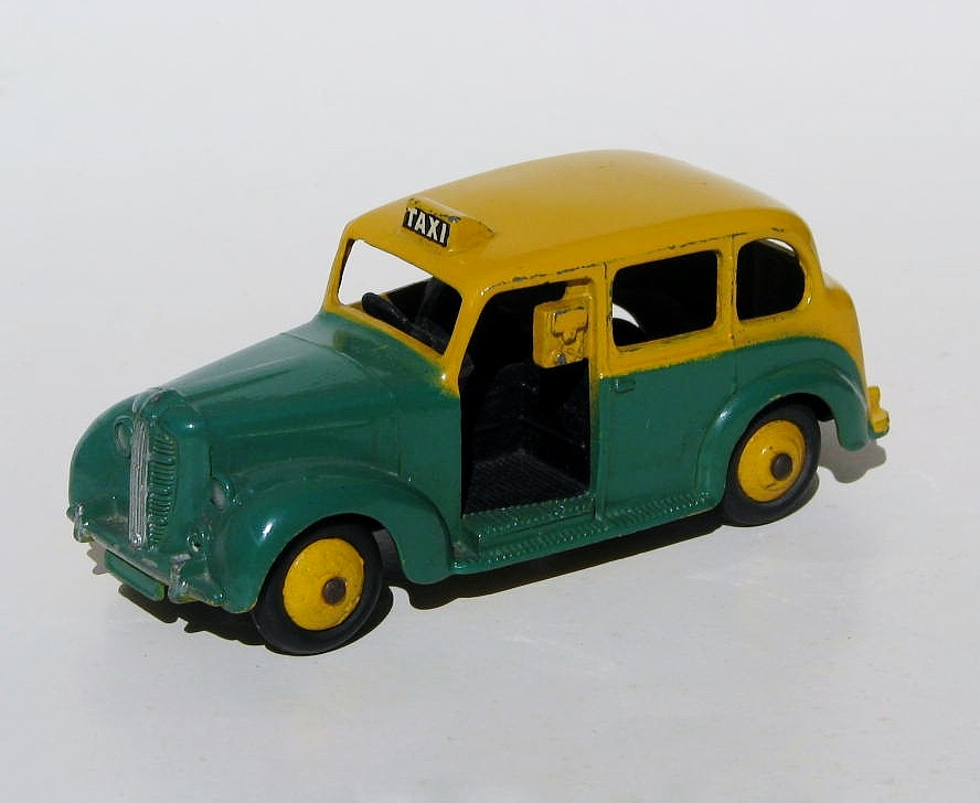 40h and 254 Austin FX3 Taxi (1952-59) | DTCA Website