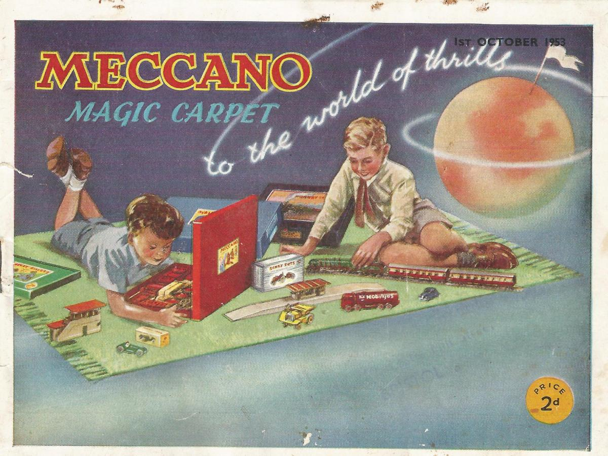 First Dinky Toys and publications after the War  | DTCA Website